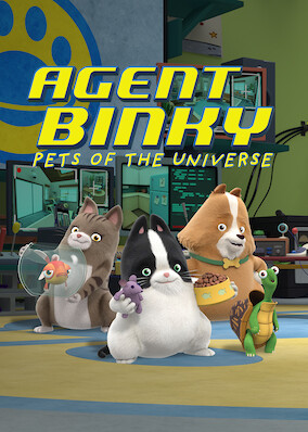 Agent Binky Pets of the Universe (2019)
